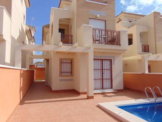 Outstanding new build duplex 5 - beachside location - Puerto de Mazarron vacation rentals