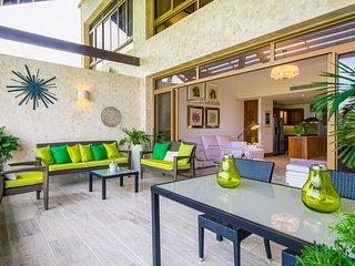 Altos de Chavon, Luxury Penthouse with Dye Fore Golf views| Casa de Campo - Altos Dechavon vacation rentals