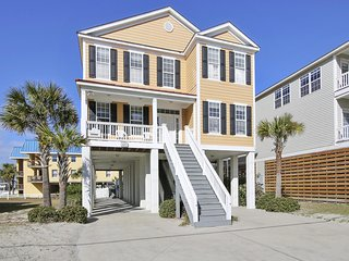 Lucky 7 Lodge - Private Pool & Easy Beach Access - Murrells Inlet vacation rentals