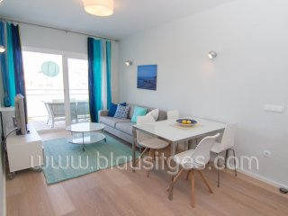 A blue dream come true in Sitges. - Sitges vacation rentals