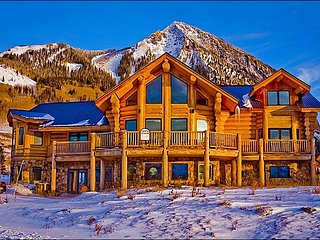 Gorgeous, Custom-Built Home, Perfect for Large Groups (201196) - Crested Butte vacation rentals