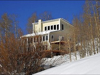 Luxurious, Contemporary Home, Great Location on Columbine Hill (201222) - Crested Butte vacation rentals
