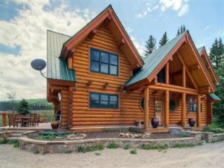 Riverside Log Cabin Home, Located on Three Acres of Land (216039) - Crested Butte vacation rentals