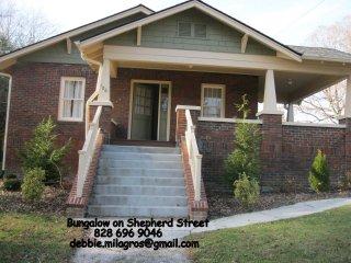 Bungalow on Shepherd Street - Hendersonville vacation rentals
