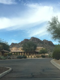 Gold Canyon Villa overlooking golf course - Gold Canyon vacation rentals