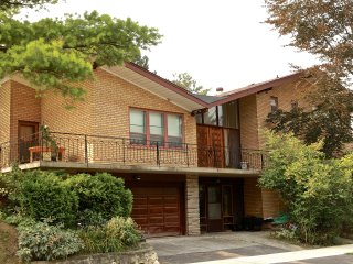 Clean Bright Room in Large House - Toronto vacation rentals