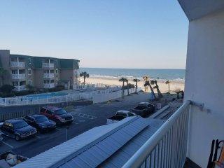 Sands Ocean Club 220 - ocean view studio! - Arcadian Shores vacation rentals