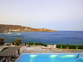 Villa in Mykonos : Psarrou Area Villa Andromeda - Psarou vacation rentals