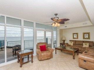 Luxury 5 Bedroom Oceanfront Condo at the Ocean Blue Resort - Myrtle Beach vacation rentals