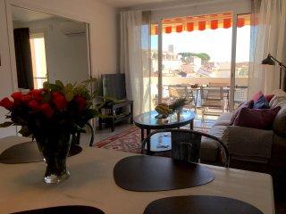 MANDARINIERS 32B, 3 bedrooms/3 bathrooms with balcony - Cannes vacation rentals