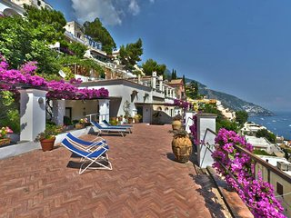 Nice 2 bedroom House in Positano with Deck - Positano vacation rentals