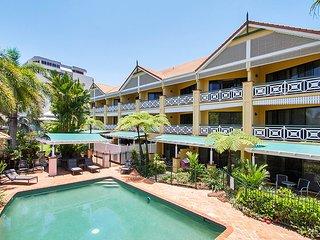 Waterfront Terraces 5 - One Bedroom Esplanade Apartment - Cairns vacation rentals