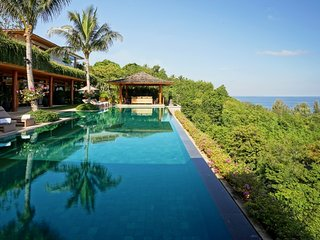 Ultra Luxury 7BR Villa with Breathtaking Sea Views in Kamala, Phuket - Kamala vacation rentals
