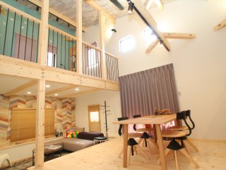 Comfortable House with Internet Access and A/C - Kasuga vacation rentals