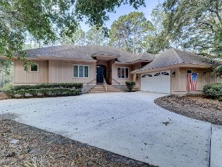 3 Bedroom Beach home with Private Pool and easy Bike ride to the Beach! - Hilton Head vacation rentals
