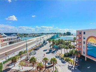 #503 Beach Place Condos - Madeira Beach vacation rentals