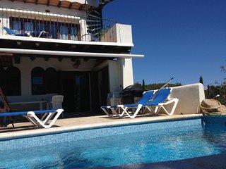 Villa in Ibiza with private pool - Cala Lenya vacation rentals