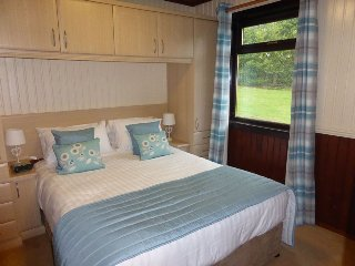 Birch Lodge 19 with Hot Tub - Beautiful lodges situated on Scotland's magnificent West Coast - Birch Plus Lodges - Newton Stewart vacation rentals