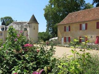 Chateau Embourg Gîte: Paradies für Familien, Ort zum entschleunigen - Souvigny vacation rentals
