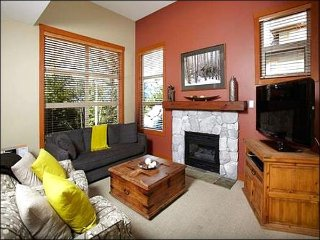 Highest Ski-In/Ski-Out Townhome on Blackcomb Mountain / 215035 - Whistler vacation rentals