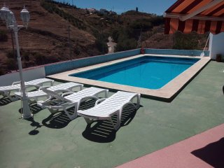 Nice House with Television and Private Indoor Pool - Almachar vacation rentals