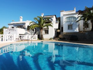 MJ000231 - Modern 2 Bedroom Villa with Spectacular Views - Benitachell vacation rentals