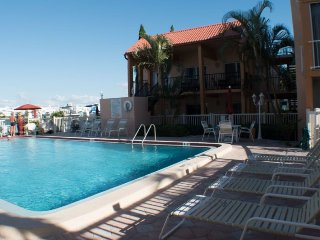 Boca Shores #353 | Quaint condo with waterfront pool and fishing pier - Saint Pete Beach vacation rentals