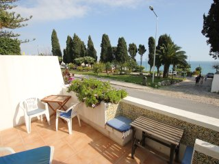 Perfectly located 1 bed apt with great sea views and optional air con - Albufeira vacation rentals