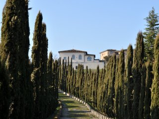 Villa San Giusto a Fortuna - Appartamento Terra - San Piero A Sieve vacation rentals