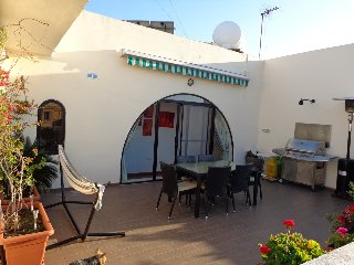 Lovely penthouse with private sun sun terrace - Ta' Xbiex vacation rentals