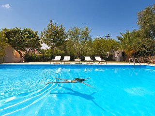 294 Country House with Pool in San Vito dei Normanni - San Vito dei Normanni vacation rentals
