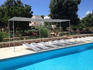 379 Villa with Pool and Panoramic Sea in Carovigno - Carovigno vacation rentals