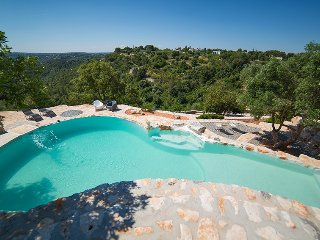 341 Trullo with Pool and Panoramic View in Fasano - Fasano vacation rentals