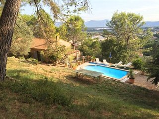 Villa with wonderful city view - Le Cannet-des-Maures vacation rentals