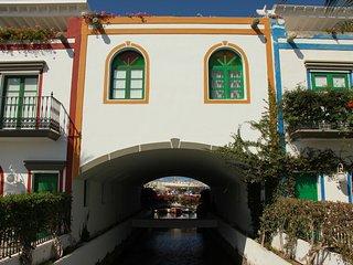 Sea view apartment with terrace - Playa de Mogan vacation rentals