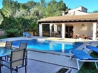 Wonderful house in Son Serra de Marina with pool and garden - Santa Margalida vacation rentals