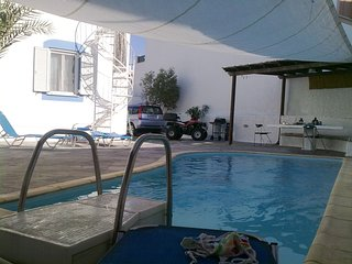 ELIXIR-Downtown house with private pool. - Naxos City vacation rentals