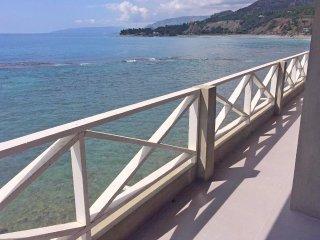 Chic Oceanview Studio Apt with Ocean Balcony - Jacmel vacation rentals