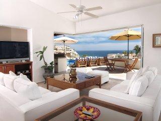 Villa Del Toro Rojo - 6BR Luxury Ocean View Villa - Cabo San Lucas vacation rentals