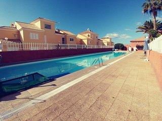 House with 3 rooms in San Bartolomé de Tirajana, with pool access, enclosed - San Bartolome de Tirajana vacation rentals