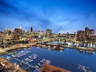 Dockland Kings - Water Views - 2 Bedroom Apartment - Melbourne vacation rentals