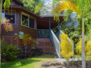 Zen Lite: Well Equipped, Private Studio Home Near Kehena Beach - Great Rate! - Pahoa vacation rentals