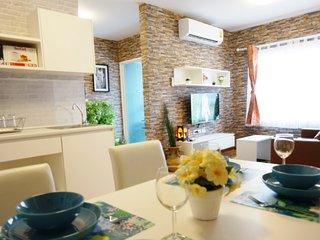2 bedroom Condo with Television in Phetchaburi - Phetchaburi vacation rentals