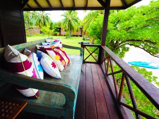 Villa Haapiti Beach by ENJOY VILLAS ( 6 Pax ) - Haapiti vacation rentals