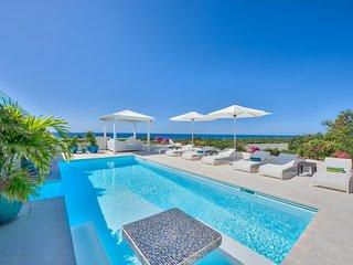 LA MAGNOLIA... Comfortable family villa in French St Martin - Terres Basses vacation rentals