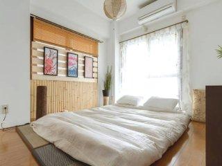 NEW OPEN 2 bedroom 4mins walk to Shin-Osaka station ★no extra cost up to 4 ppl★ - Osaka vacation rentals