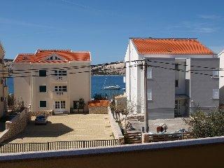 Novalja Blue sea view apartment - Stara Novalja vacation rentals