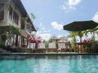 4 Bedroom Villa with Pool, Paddys view & Yoga Deck - Pejeng Kangin vacation rentals