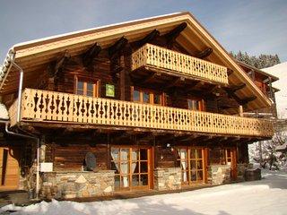 location chalet de montagne station de ski et de randonnée des saisies france - Les Saisies vacation rentals