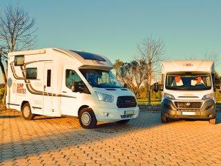 CampRoutes - Motorhome rental/ Aluguer de Autocaravanas Fiat#1 - Esmoriz vacation rentals